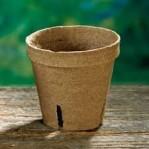 Vasetti Plant-and-Go Biodegradabili